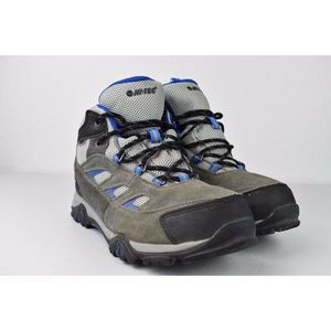 Hi-Tec Mens Logan Waterproof Hiking Trail Boots 7